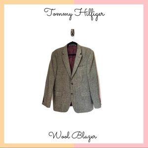 Tommy Hilfiger Men's Wool Blazer
